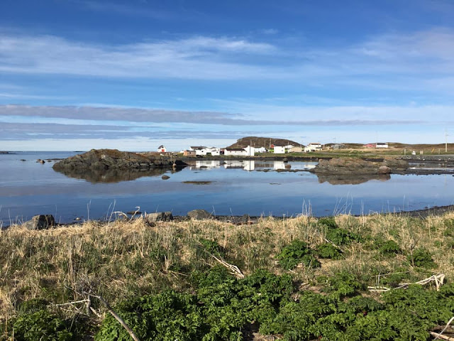 L'Anse aux Meadows on Quirpon Island