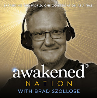 Brad Szollose, host of Awakened Nation®