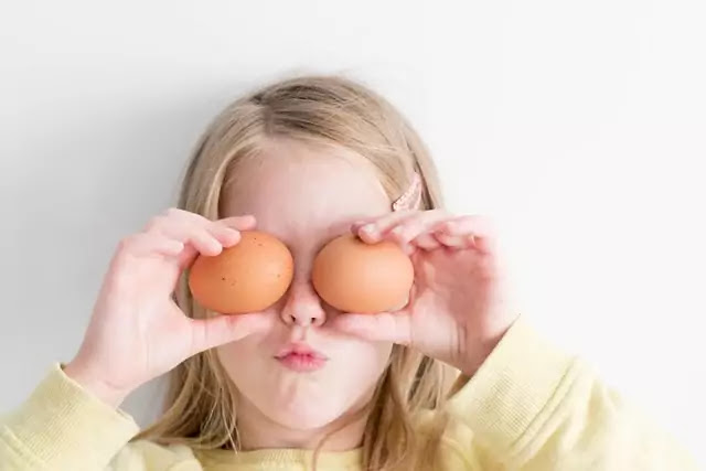 Good food for eyes improve your vision and help reduce vision