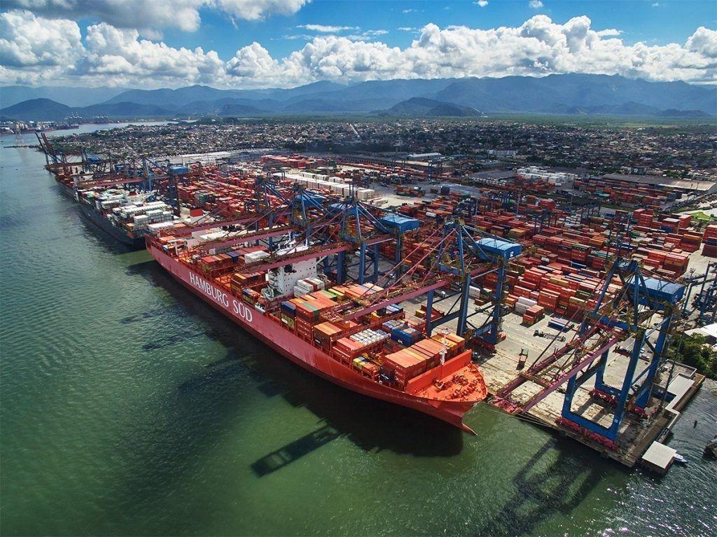 Santos Brasil apresenta relatório de sustentabilidade