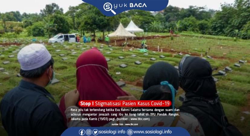 Mencegah terjadinya Disintegrasi Sosial Saat Wabah Covid-19 di Indonesia