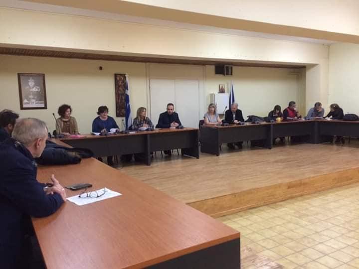 Η Οικονομική Επιτροπή της Περιφέρειας Κεντρικής Μακεδονίας συνεδρίασε σήμερα στην Αρναία Χαλκιδικής.