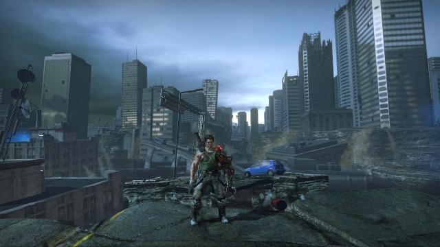 Download Bionic Commando PC Gameplay