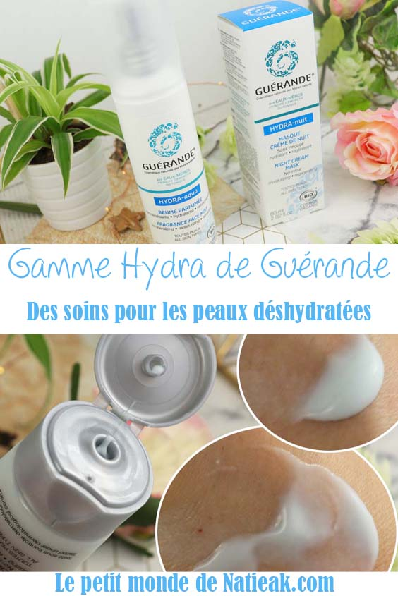 soins peaux déshydratées Hydra Guérande avis