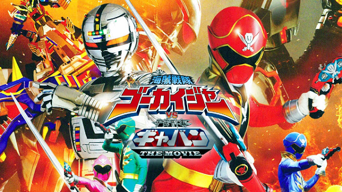 Kaizoku Sentai Gokaiger vs Space Sheriff Gavan: The Movie Subtitle Indonesia
