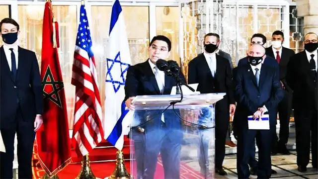 الولايات المتحدة تلتزم بالعمل مع المغرب وإسرائيل  من أجل مستقبل أكثر سلاماً