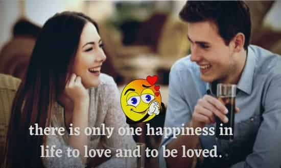inspirational quotes about love life and happiness