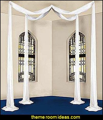 Celebration Canopy Wedding Columns  Wedding Decorations