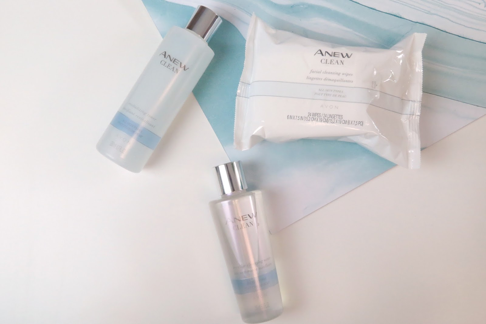 Review: Avon Anew Clean Skincare*