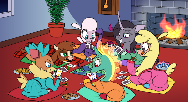 My Little Pony Nightly Discussion Header Calpain