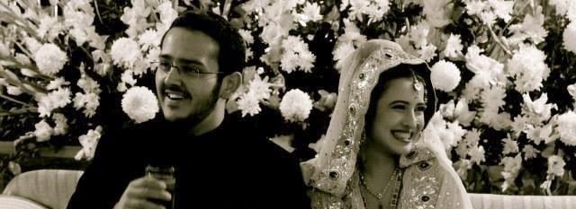 Son Of Adnan Sami Khan Azaan Wedding Pics