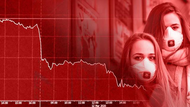Dólar sube y bolsas caen