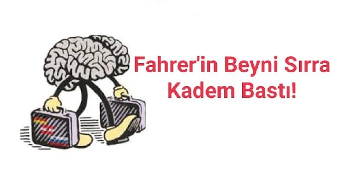 Acil Beyin Nakli Gerekiyor! F4hrer'in Beyni Sırra Kadem Bastı!
