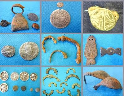 Εξαρθρώθηκε τεράστιο κύκλωμα αρχαιοκαπήλων