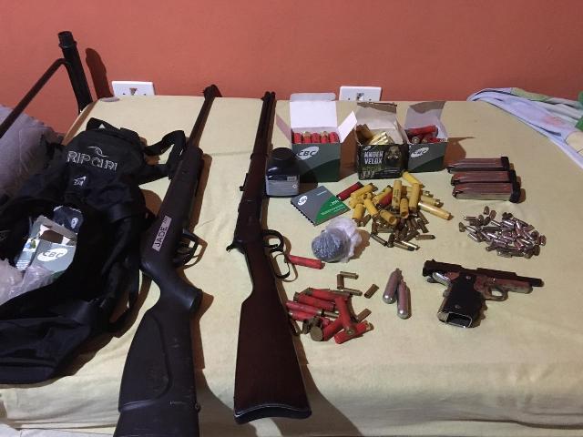 Polícia Civil apreende diversos objetos furtados e prende dois homens no Vale do Ribeira