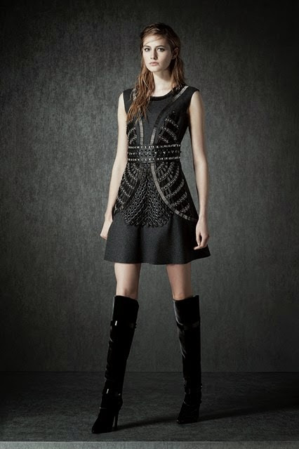 Alberta Ferretti Pre-Fall Collection 2015: Strong, Sophisticated, Refined
