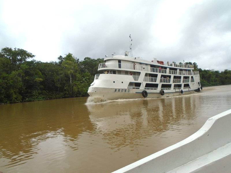 Startup santarena lança agência online de viagem em navios e lanchas na Amazônia