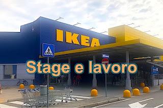Ikea stage e lavoro - adessolavoro.blogspot.com