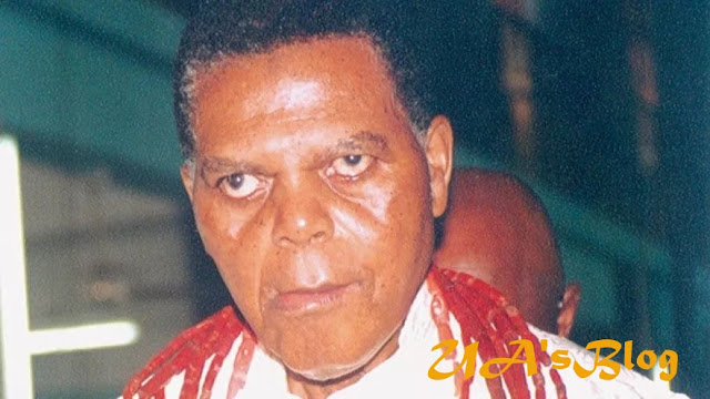 Hoodlums Break Into Ibru Grave To Steal His Casket