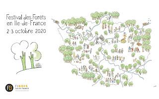 Festival des Forêts en Ile de France 2020