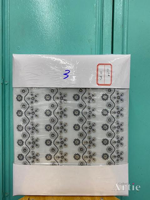 Borong Sticker Hotfix Design Terbaru by Galeri Artie Kota Bharu