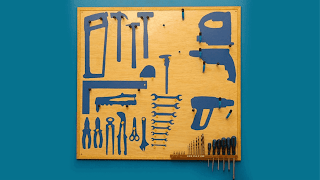 tablero de herramientas