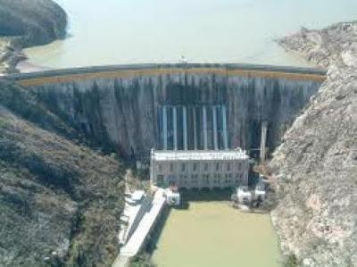 ampliación del Pantano de Pena con turbinas para generar electricidad