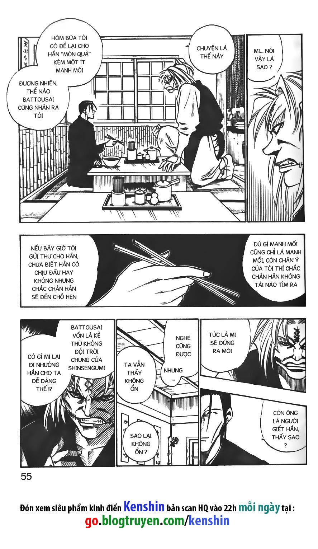 Rurouni Kenshin chap 50 trang 12