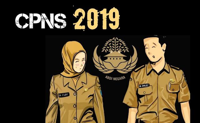 cpns tahap kedua 2019