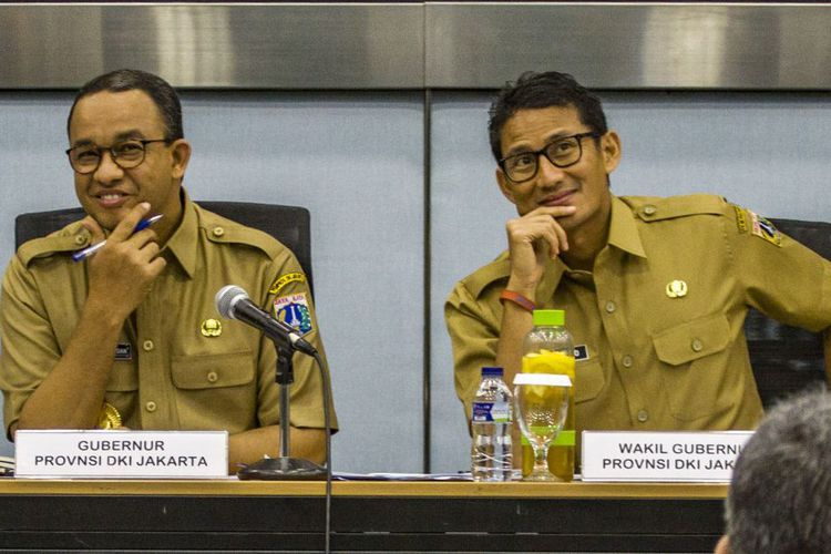Ditanya Komitmennya Pimpin Jakarta 5 Tahun, Jawaban Anies...