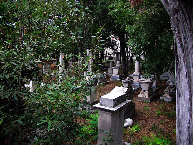 The Old English Cemetery, Livorno