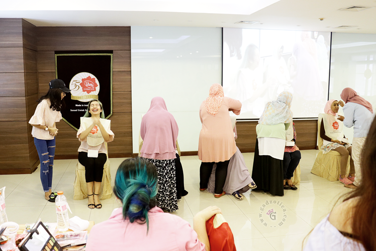 Viva Cosmetics Blogger Gathering