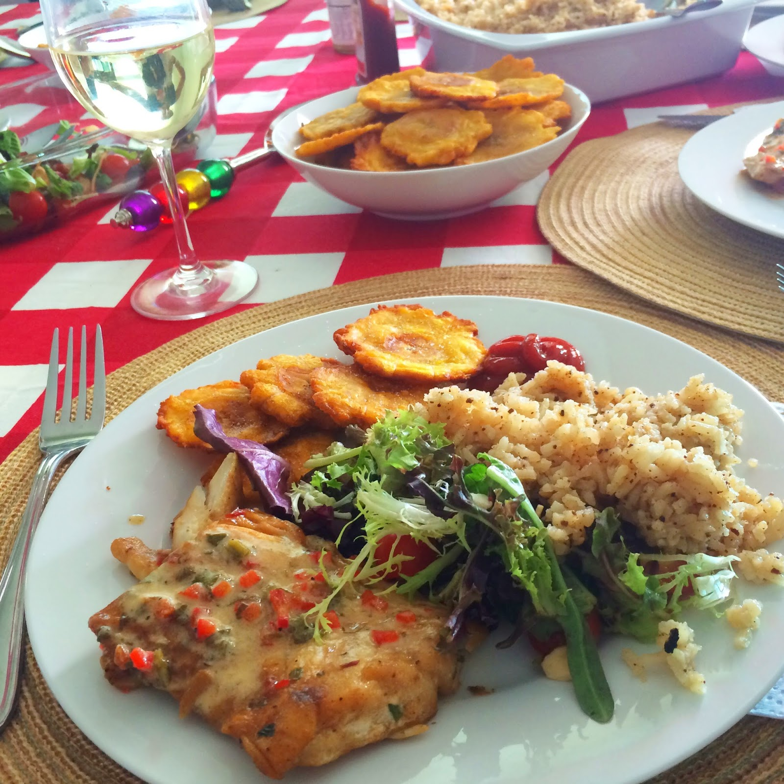 Panamanian Food, Tropical Food, Panama Comida