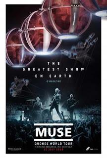 Film Muse: Drones World Tour 2018