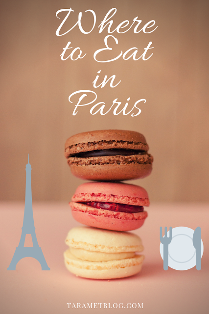 Where and What to Eat in Paris