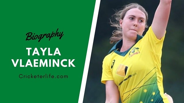 Tayla Vlaeminck height, speed, stats, parents, age, etc.