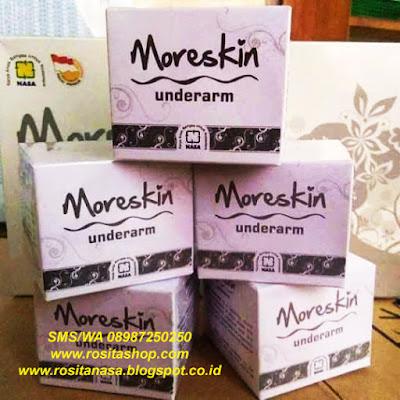 Manfaat moreskin Underarm