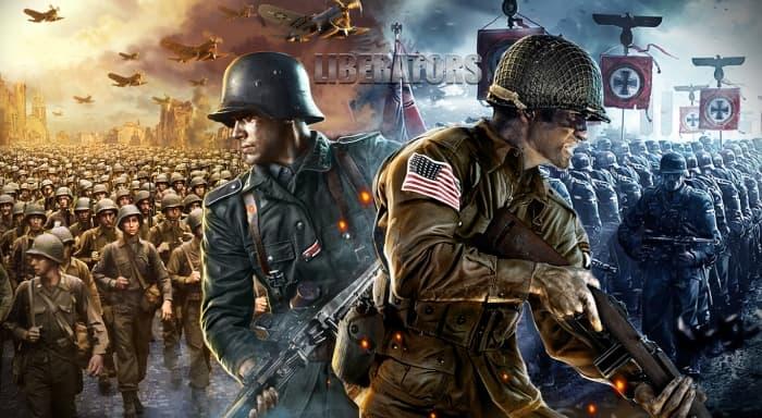 العاب-اون-لاين-بدون-تحميل-حرب-لعبة-Liberators