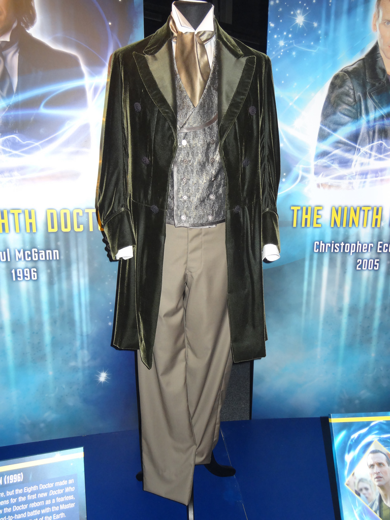 This is my favourite outfit for any canon Doctor without a doubt. Itu0027s so perfectly Doctorish and itu0027s nice to see that whilst the TV Movie may have ...  sc 1 st  The Greatest Blog In The Galaxy & The Greatest Blog In The Galaxy: Cameronu0027s Worst to Best: The ...