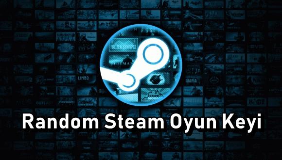 Rastgele Bedava Steam Oyun Kod