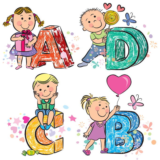 Alphabet Letter, Children, childrens Clothing, child, painted png free png file download