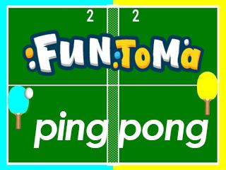 Funtoma Ping Pong Oyunu