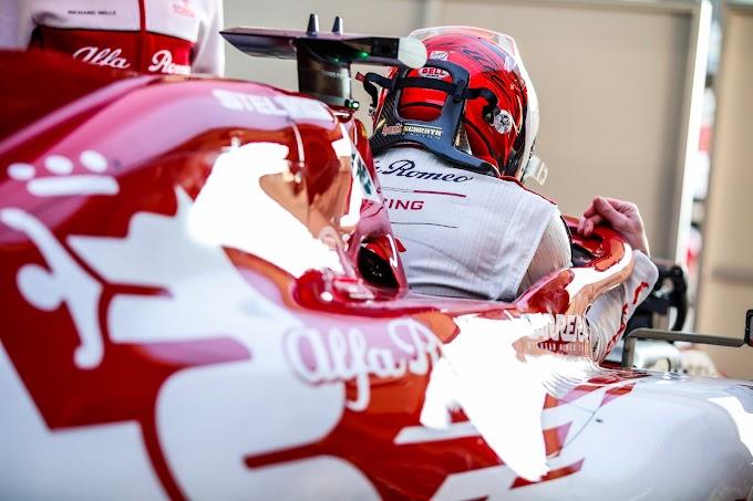 Wyniki 2 dnia testów F1 2020