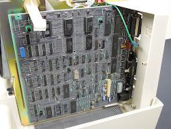 VT102 main logic board