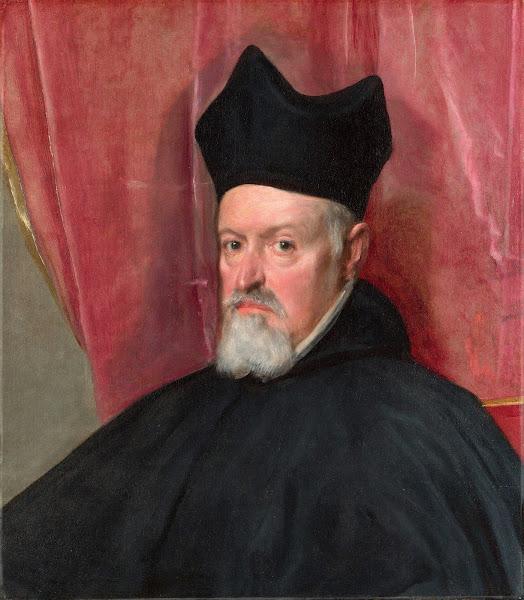 Диего Веласкес - Портрет архиепископа Фернандо де Вальдеса (1640-1645)