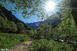 "Monte Perdido (3355m) - ""Der verlorene Berg"" im Ordesa National Park"