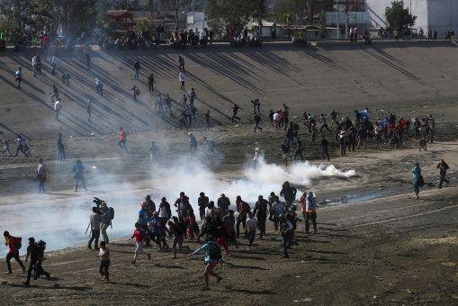 México pide a EE.UU. investigar hechos registrados en la frontera