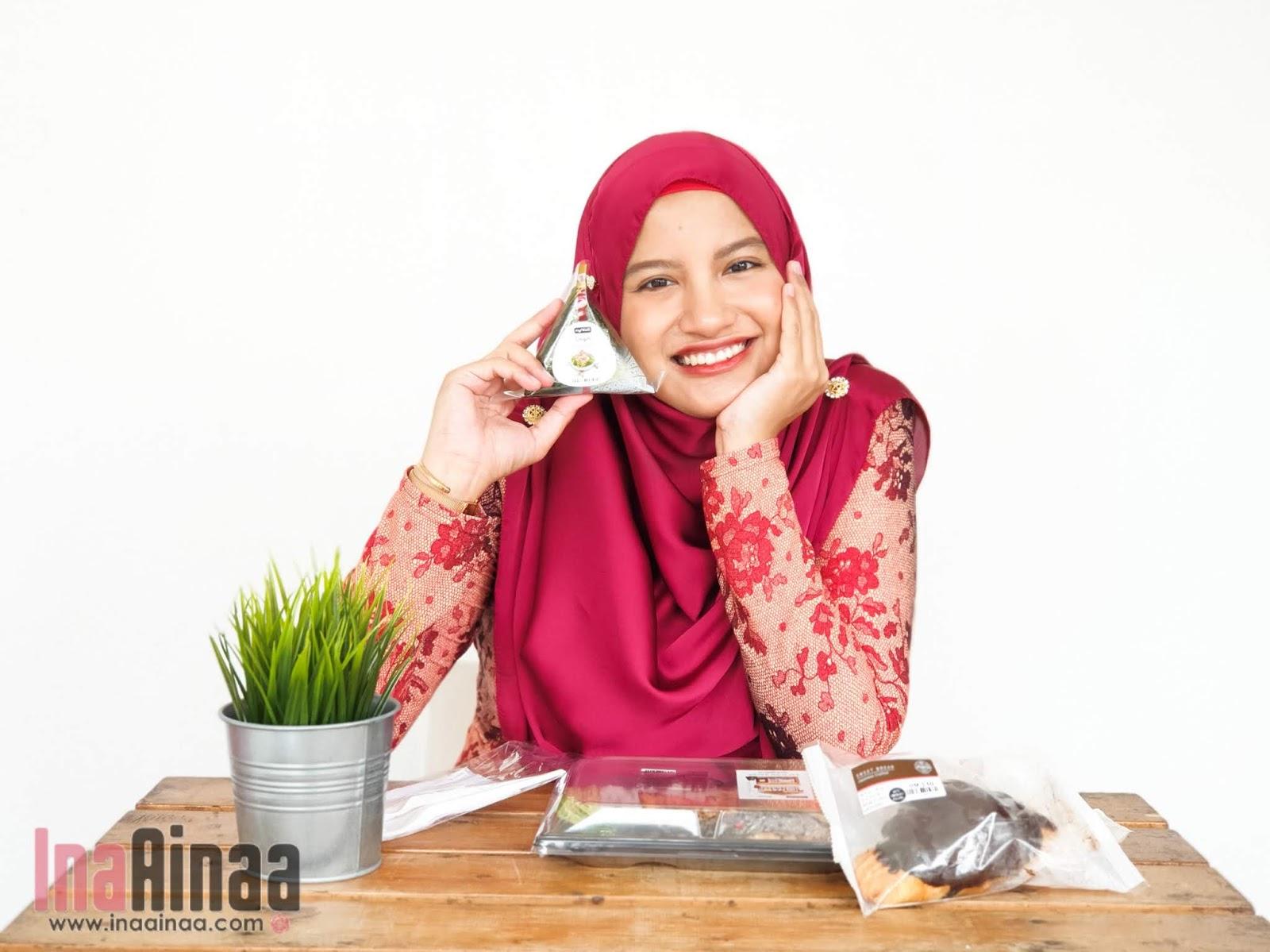 BENTO DAN ONIGIRI RM1 MYNEWS.COM - Hak Milik Ina Ainaa