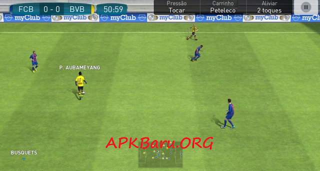 PES 2017 Beta v0.1.0 Apk+Data For Android