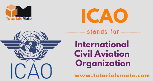 ICAO Full Form
